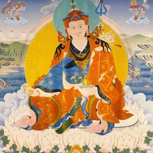 """Padmasambhava oder """"Guru Rinpoche"""""""