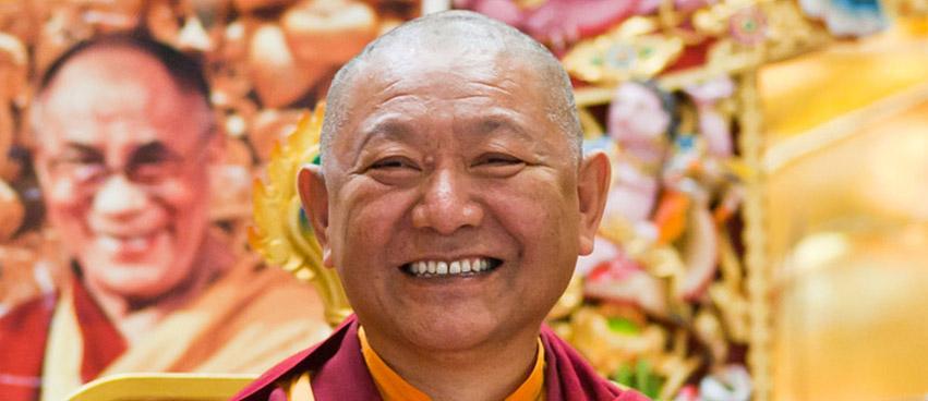 Ringu Tulku Rinpoche Rigpa