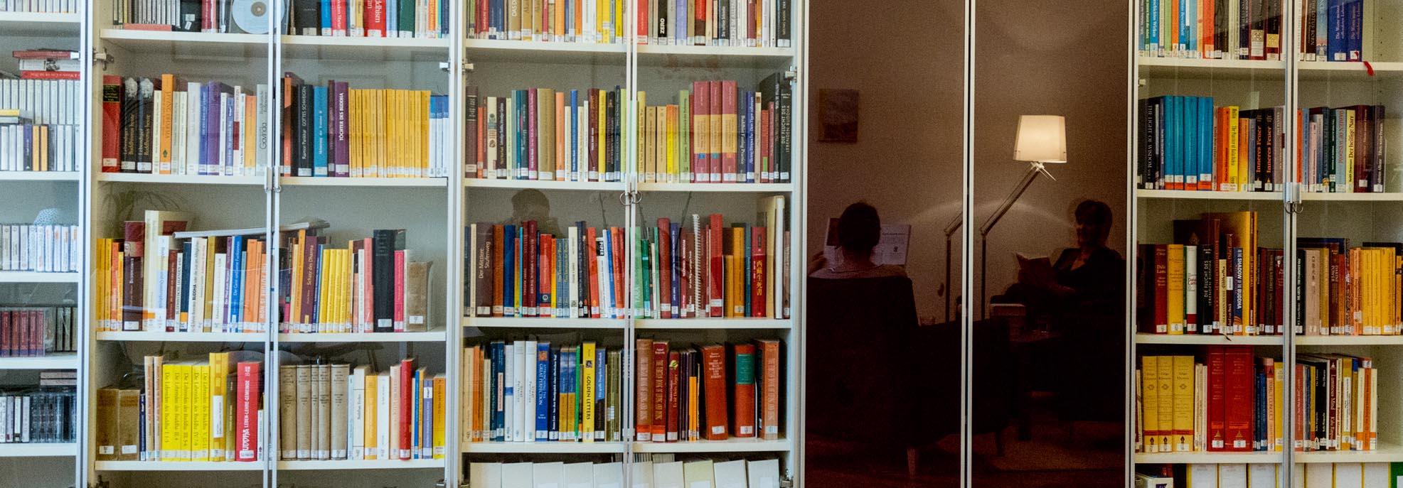 Bibliothek Dharma Mati Berlin