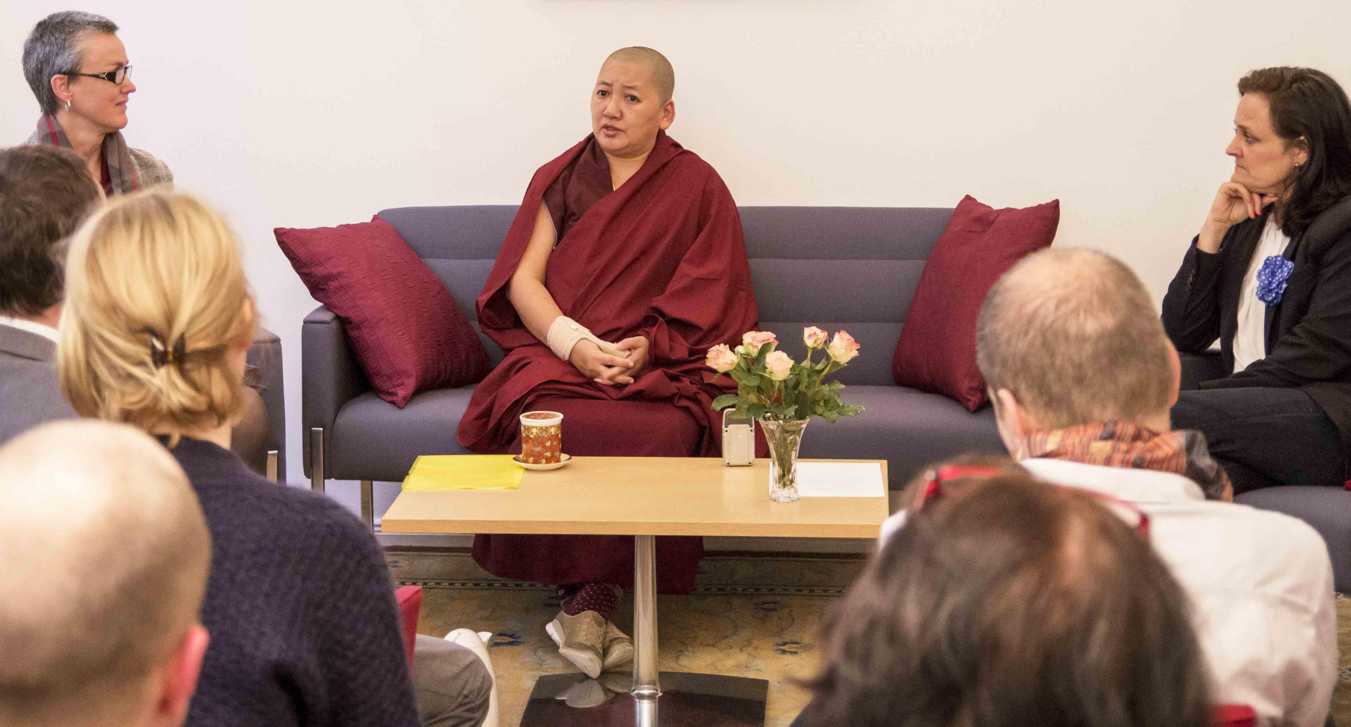 Jetsün Khandro Rinpoche Dharma Mati Rigpa