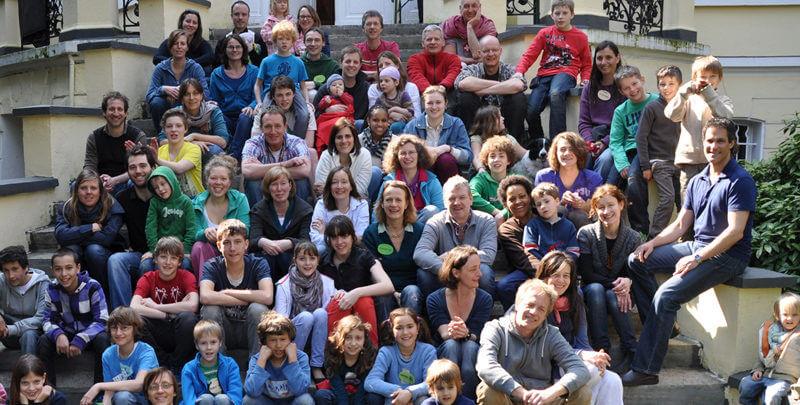 Kinder, Jugendliche und Familien