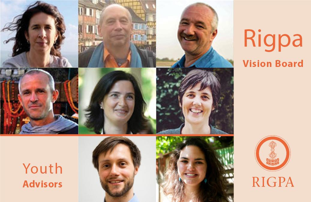 Rigpa Vision Board