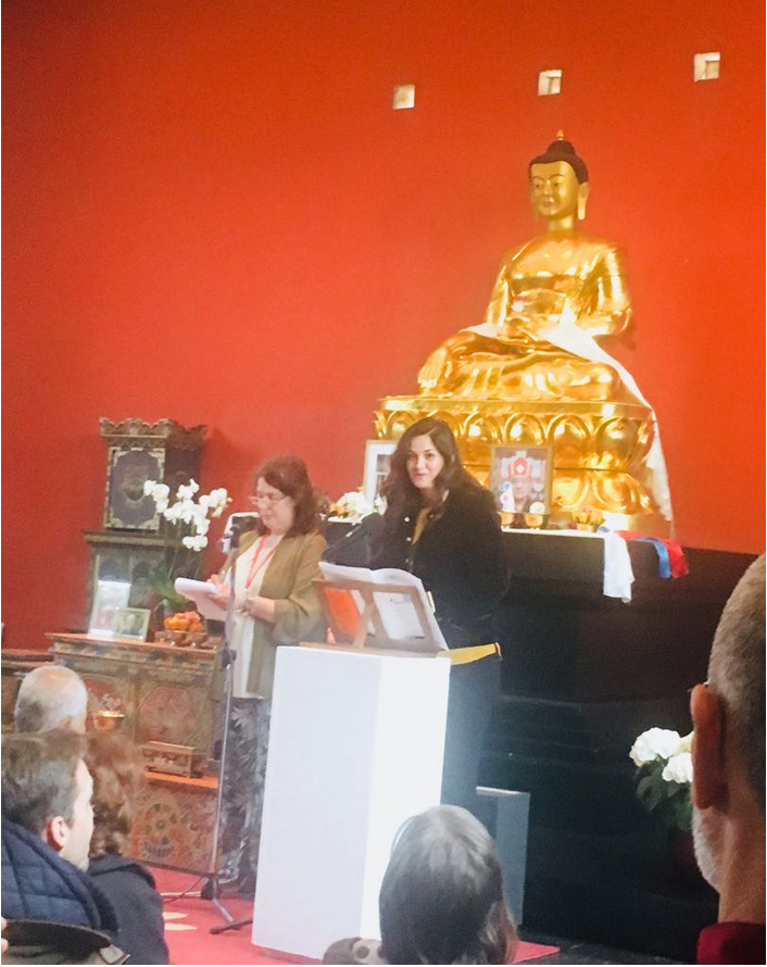 Mrs. Rocío López EBU Konferenz 2018