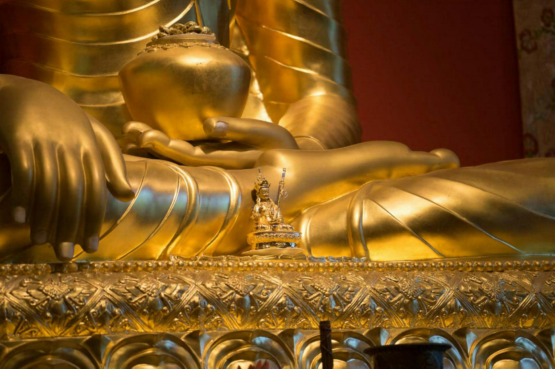 Guru Rinpoche Sieben Punkte des Geistestraining, Dharma Mati Berlin (Mai 2018)