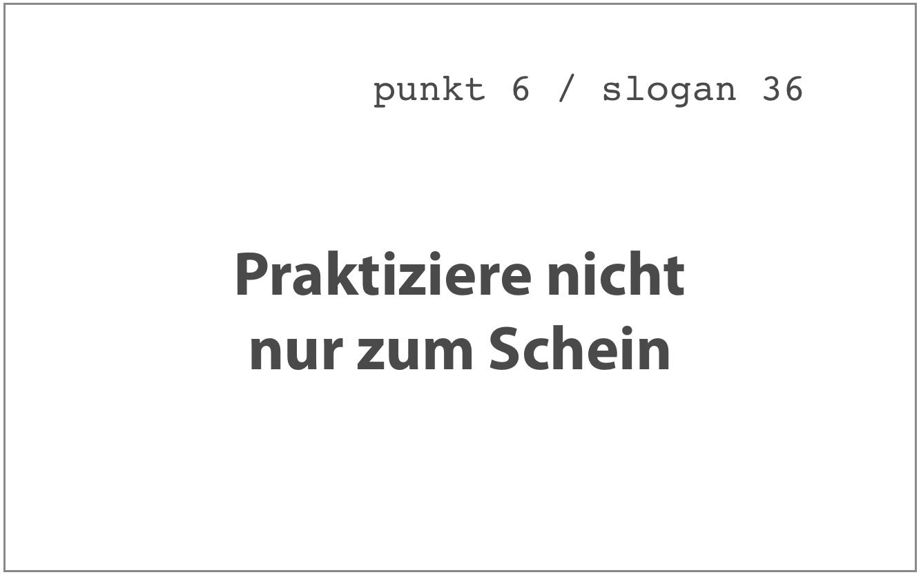 Slogan 36, Sieben Punkte des Geistestraining, Dharma Mati Berlin (Mai 2018)