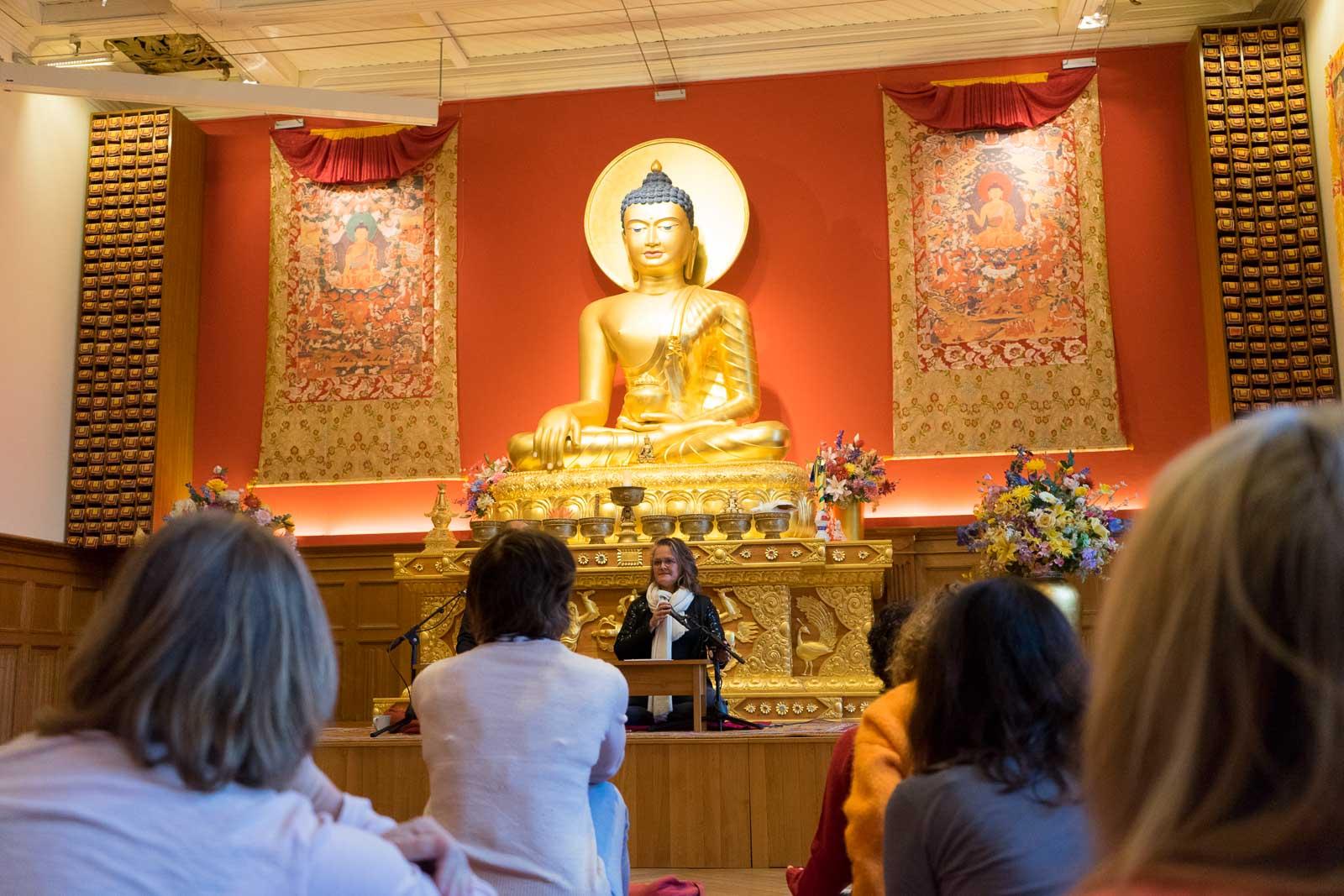 Meditationstag Januar 2019 Dharma Mati