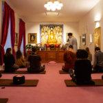 Treffen junger Buddhisten in Wien, März 2019